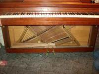 Upright Betsy Lynn Grand Piano...in excellent