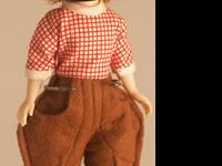 Betsy McCall American Character Doll Blonde rootes