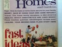 I am selling a vintage July 1965 copy of Better Homes