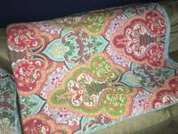 Gently used Better Homes and Gardens Full/Queen quilt