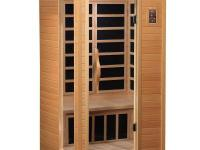 Better Life 1-2 person sauna is designed for ease of