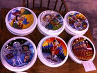 Very nice Betty Boop Danbury Mint Collector's plates.