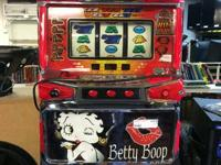 betty boop slot machine If you have any questions