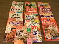 Vintage 1994-1995 Betty Crocker creative Recipes