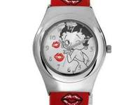 BETTY BOOP BRACELET WATCHES NEW IN BOXES WITH