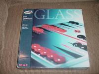 New in the box Backgammon game with all pieces and the