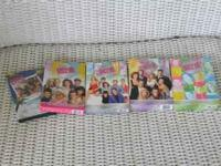 season 1-4 good condition also have pilot movie will