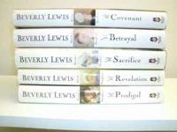 "Beverly Lewis christian series books ""Covenant"" , """