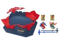 Spin and smash into a new dimension of Beyblade battles