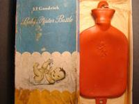 BF Goodrich Child's Rubber Water Bottle around 1940's