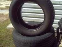 I have 4 BF Goodrich Long Trail Tires for sale P235/65