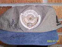 Brett Favre'96 NFL Pro Bowl Signed Cap , purchased in