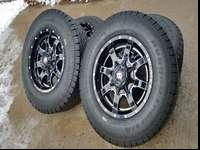 Very great looking set of tires and wheels. The tires