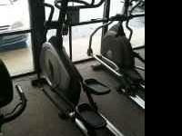 Elliptical is Like New. It is a DEMO Model on Display