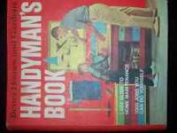 better homes and gardens handymans book 400 pages + tab