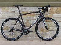 Available is a 2013 BH Ultralight in dimension 58cm. It