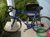injury forces sale of 2005 bright blue Bianchi road