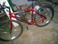 this is a nice lite bike they are 1200 new this is used