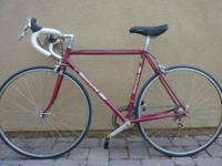 VINTAGE:BIANCHI BRAVA 51cm ROAD/RACE BIKE WITH SHIMANO