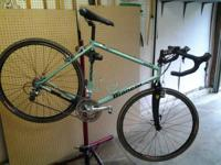 "This is a 56cm ""Reparto Corse"" Frame, (Hand developed"
