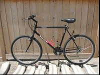 "Bianchi Ocelot, 21"" frame, 21 sd. nice bike rides good,"