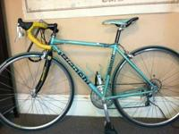 1999 Bianchi Veloce in good condition. Can fit someone