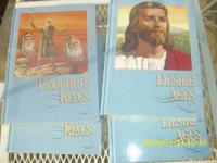 Seventh Day Adventist books by E. G. White. All are in