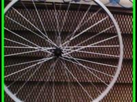 "Bicycle Alloy Rim 26"" front for Mountain bike. Like"