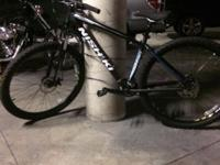 21 speed trek Mountain bicycleThis ad was posted with