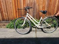 Schwinn bike for sale w/ women's style frame (can