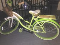 Barely used Bike Cruiser. Only used a handful of times