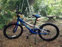 I am selling a blue Huffy 15-speed mountain bike that I
