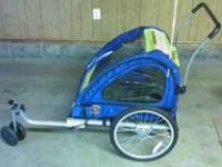 Schwinn bicycle Child/Cargo carrier for sale $55 - Very