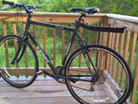 60cm Men's large commuter bike. 24 speed. Bike is in