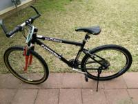 Type:BicycleType:Unisex Corratec bicycle in very good