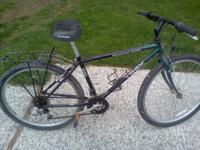 Nice mountain bike. first hundred takes it. call Pat at