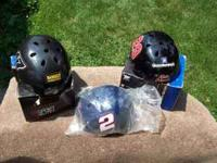 I have new nascar multi-use sport helmets for sale $15