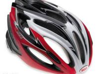Bell Ghisallo medium bicycle helmet. New, never used,