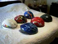 I have 12 to 15 Bicycle helmets for sale some new &