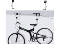 This Bike Ceiling Lift Rack is ideal and perfect to