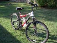 Mongoose Man's bicycle $85 or best offer 21 speed dual