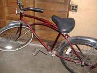 Murray Monterey Bicycle, Good condition. Ride it home.