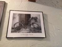 La Bicyclette Fleurie by Kryna. Asking $10 or make
