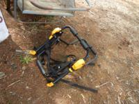 Bicycle rack for auto or van in excellent condition,