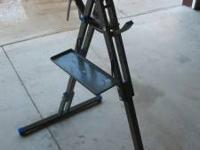 2 BICYCLE REPAIR STANDS FOR SALE. USED BUT NOT ABUSED.