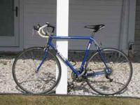 Trek 21 speed, older bike in good condition. Top tube