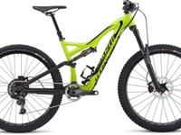 We sell different kinds of mountain bikes at a very