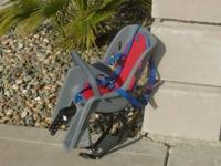 I'M SELLING A BELL BICYCLE BABY & TODDLER CARRIER FOR