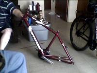 I HAVE A TREK JETTA FRAME, ONE CANNONDALE FRAME, AND
