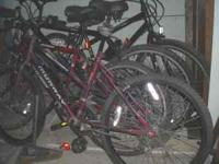 Reduced to Bicycles - $20 each OBO. Call   Location: